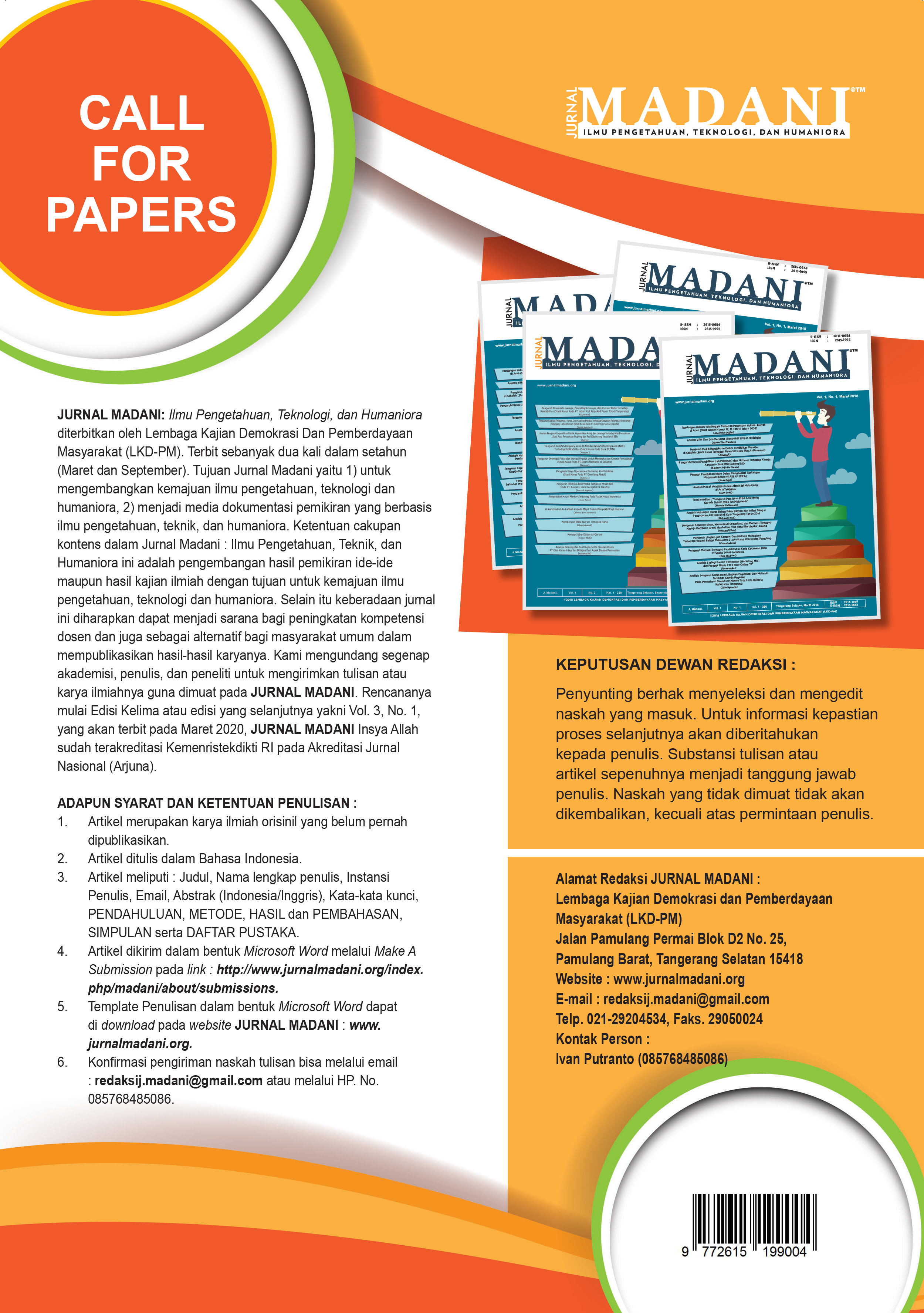 Call_For_Paper_Jurnal_Madani_Vo._2,_No_.